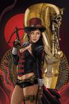 Grimm Fairy Tales Van Helsing vs. The Mummy Of Amun Ra #6 (of 6) (Cover C - Ruiz)