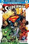 DC Justice League Essentials Superman Rebirth #1