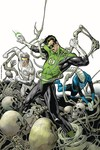 Hal Jordan and the Green Lantern Corps #15 (Nowlan Variant Cover Edition)