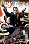 Hard Case Crime Trigger Man #5 (of 5) (Cover A - Coker)