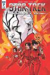 Star Trek Boldly Go #7 (Subscription Variant)