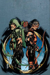 Green Arrow #19 (Grell Variant Cover Edition)