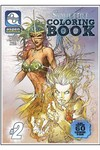 Soulfire Coloring Book Special TPB Vol. 02