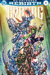 Cyborg #15 (D'Anda Variant Cover Edition)