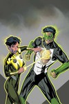 Hal Jordan And The Green Lantern Corps #24 (Nowlan Variant Cover Edition)