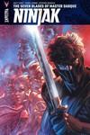 Ninjak TPB Vol. 06 The Seven Blades Of Master Darque