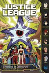 Justice League Yr TPB Starro And Cyberspore