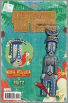 Enchanted Tiki Room #4 (of 5) (Christopher Action Figure Variant Cover Edition)