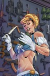 Cinderella Serial Killer Princess #2 (Cover D - Cuffari)