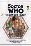 Doctor Who Comp Hist HC Vol. 31 11th Doctor Stories 206- 208