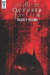 October Faction Deadly Season #3 (Subscription Variant)