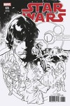 Star Wars #26 (Immonen Black & White Variant Cover Edition)