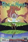 Rick & Morty #21 (Pekhletski Variant Cover Edition)