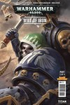 Warhammer 40000 Will of Iron #3 (of 4) (Cover D - Svendsen)