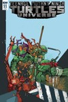 Teenage Mutant Ninja Turtles Universe #11 (Retailer 10 Copy Incentive Variant Cover Edition)