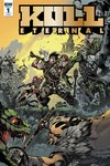 Kull Eternal #1 (Retailer 25 Copy Incentive Variant Cover Edition)