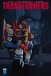 Transformers Till All Are One #11 (Retailer 10 Copy Incentive Variant Cover Edition)