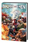 Inhumans vs. X-Men HC