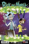 Rick & Morty #27 (Peterson Variant Cover Edition)
