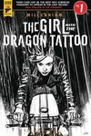 Millennium Girl With The Dragon Tattoo #1 (Cover B - Coker)