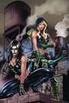 Grimm Fairy Tales Robyn Hood Tarot One Shot (Cover B - Luis)
