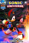 Sonic Universe #69 (Super Smash Variant Cover)