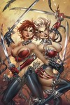 Grimm Fairy Tales Inferno Rings Of Hell #3 (of 3) (Cover A - Pantalena)