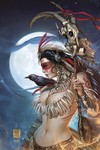Grimm Fairy Tales Dark Shaman #1 (of 4) (Cover A - Krome)