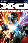 X-O Manowar #44 (Cover A - Jimenez)