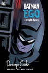 Batman Ego and Other Tails Deluxe Ed HC