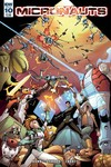 Micronauts #10 (Subscription Variant A)