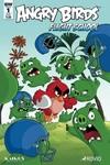 Angry Birds Flight School #1 (Subscription Variant)