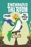Enchanted Tiki Room #5 (of 5) (Grandt Conncecing Variant Cover Edition)