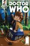 Doctor Who 10th Year 3 #3 (Cover C - Papercraft)