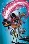 Teen Titans Go Heroes On Patrol TPB New Ed