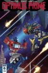 Optimus Prime #6 (Subscription Variant A)