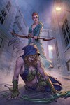 Grimm Fairy Tales Robyn Hood I Love Ny #11 (of 12) (Cover D - Malsuni)