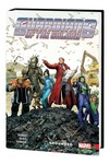 Guardians Of Galaxy: New Guard Vol.4 -- Grounded Premiere HC