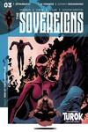 Sovereigns #3 (Cover C - Burnett)