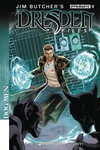 Jim Butcher Dresden Files Dog Men #2