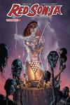 Red Sonja #7 (Cover E - Rubi Subscription Variant)
