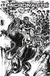 Micronauts #9 (Artist Edition Variant)