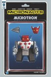 Micronauts #9 (Subscription Variant B)