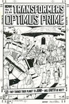 Optimus Prime #3 (Artist Edition Variant)