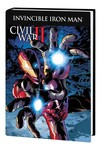 Invincible Iron Man Prem HC Vol. 03 Civil War II
