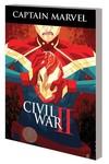 Captain Marvel TPB Vol. 02 Civil War II