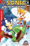 Sonic The Hedgehog #291 (Cover A - Regular Spaziante)