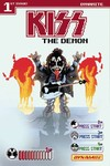 KISS Demon #1 (of 4) (Cover C - Adams 8 Bit)