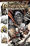 Pathfinder Worldscape #4 (of 6) (Cover B - Mandrake)