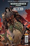 Warhammer 40000 #4 (Will Of Iron Part 4 of 4) (Cover C - Stott)